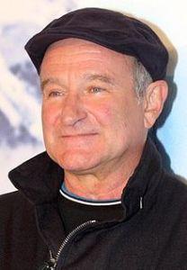 Robin Williams in 2011. Photo courtesy of Wikipedia.