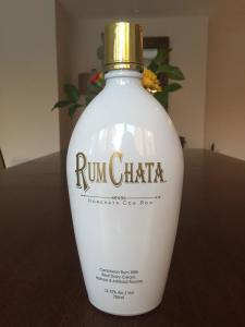 A way to start the day. Rumchata rolled out it's millionth case in 2014